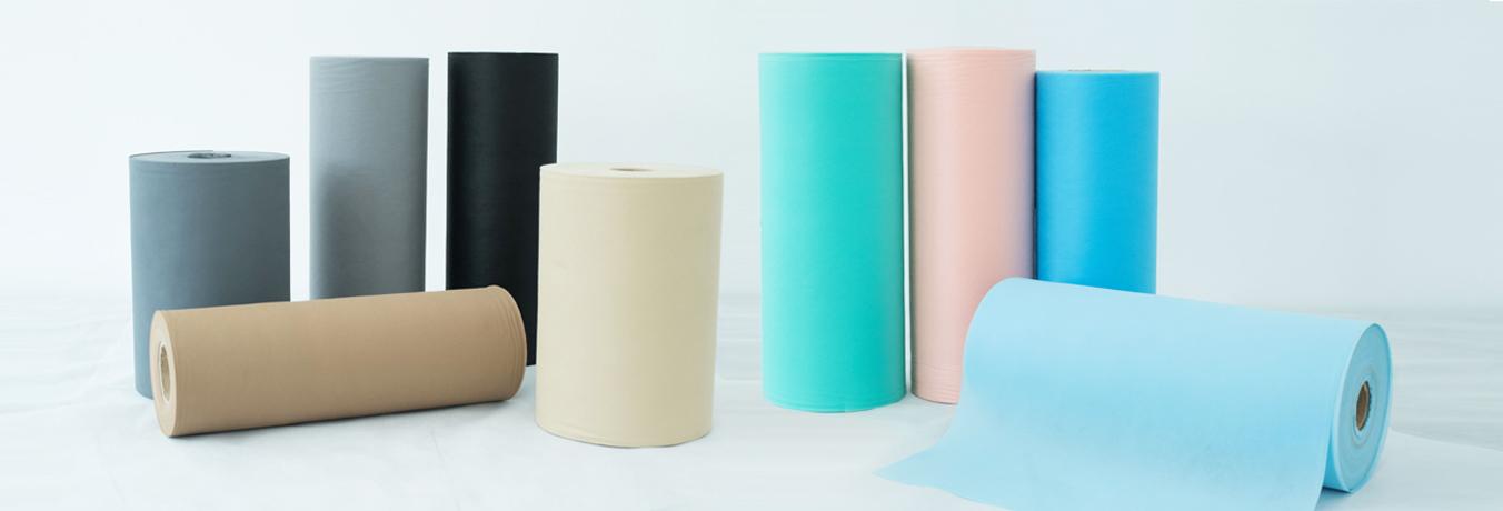 包装用各种颜色无纺布