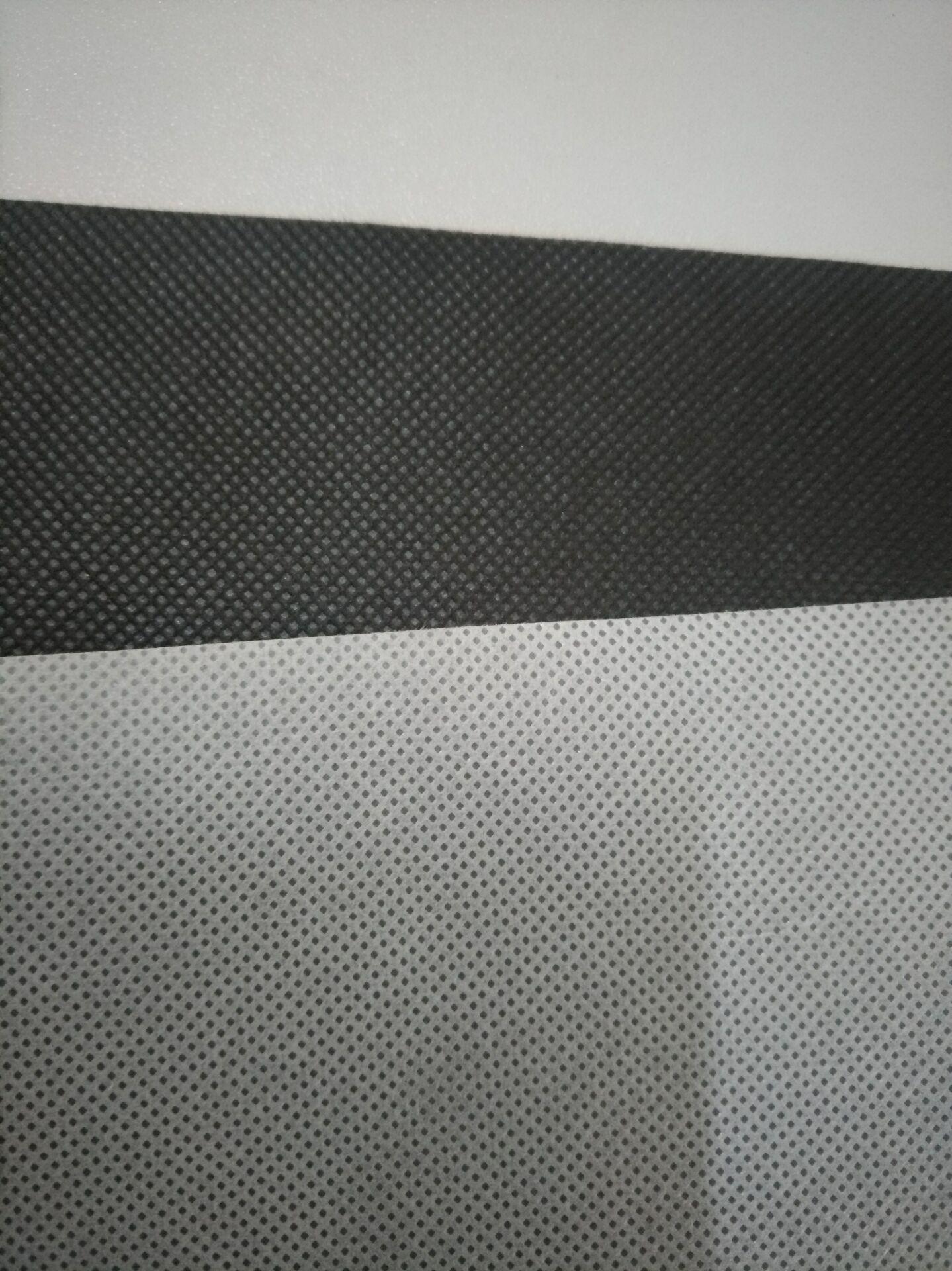 我厂新推出拉力超强彩色无纺布